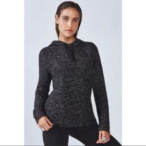 Fabletics Yukon Hoodie Sweatshirt Pullover Size S